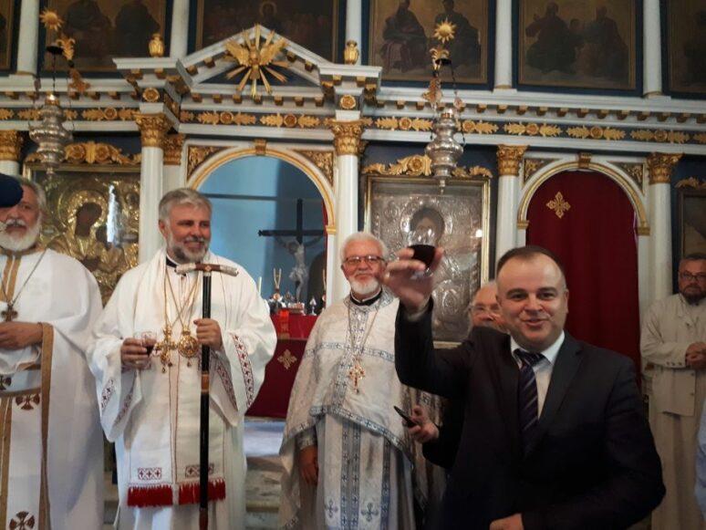 Херцег Нови прославио свог небеског покровитеља светог Архиђакона Стефана