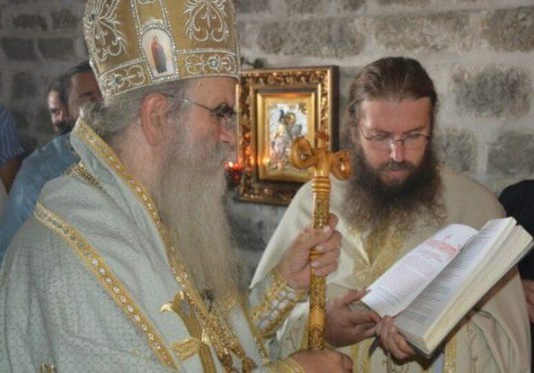 Митрополит Амфилохије освештао обновљену цкву Светог Георгија на Ђурђевцу
