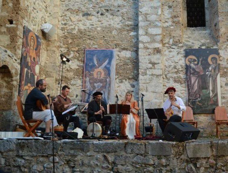 Међународни фестивал средњовјековне музике у Призрену