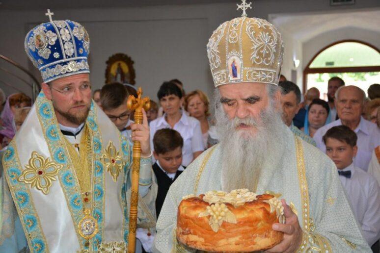 Митрополит Амфилохије завршио посјету Православној цркви у Словачкој