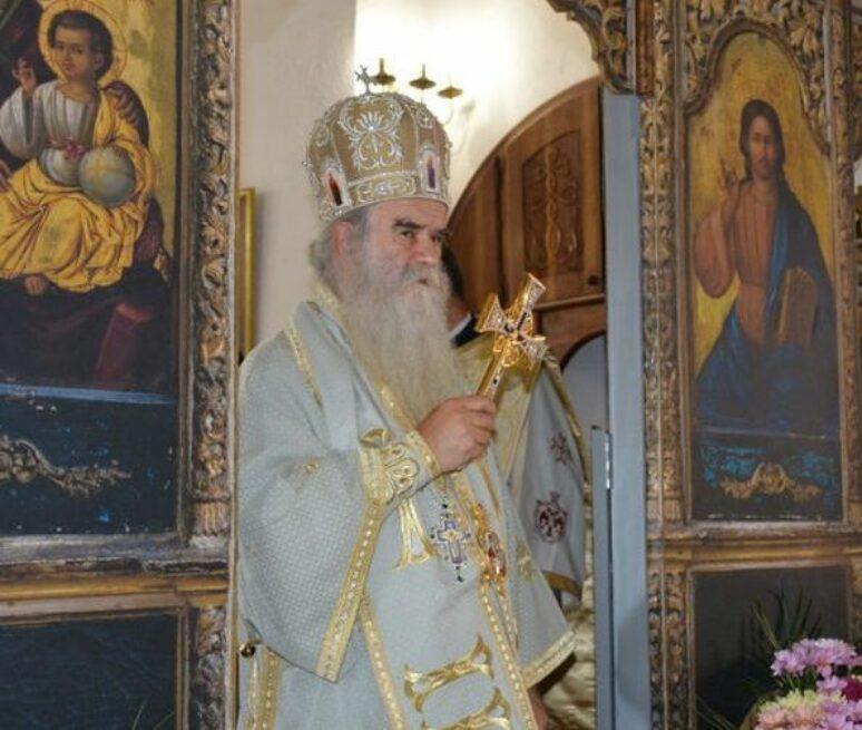 Митрополит Амфилохије служио Литургију у Цетињском манастиру