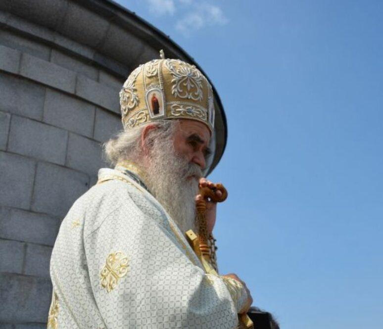 Митрополит Амфилохије на Преображење Господње служио Литургију на Кључком Тавору