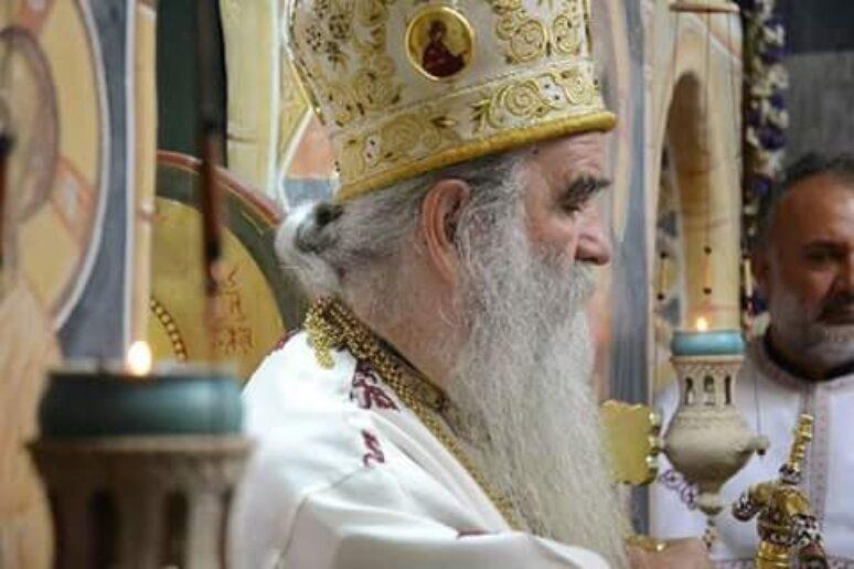 Митрополит Амфилохије: Бог походи народ свој шаљући му свете људе своје