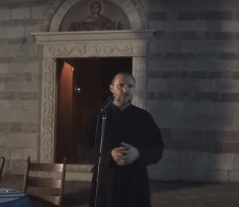 "Монах др Павлe (Кондић): ""Историјски траг Љубави вјечне"""