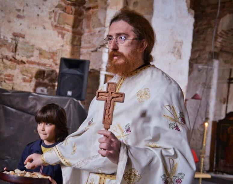 Протосинђел Данило говори о обнови манастира Бањска