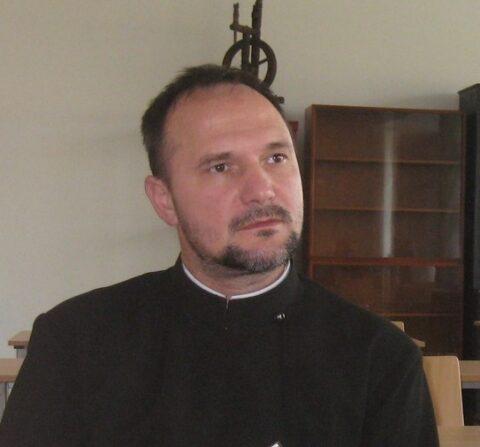 Монах Павле Кондић најављује прославу празника Цвијети у манастиру Стањевићи