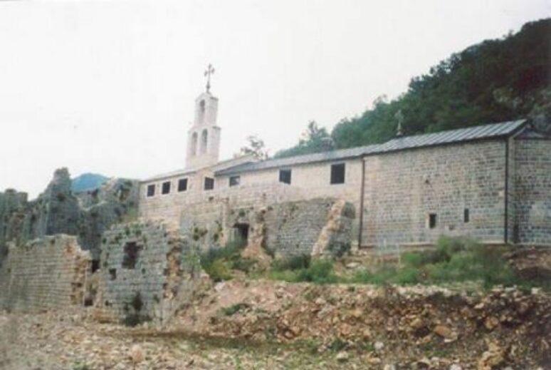 Сјећање на манастир Стањевиће из 1994. године