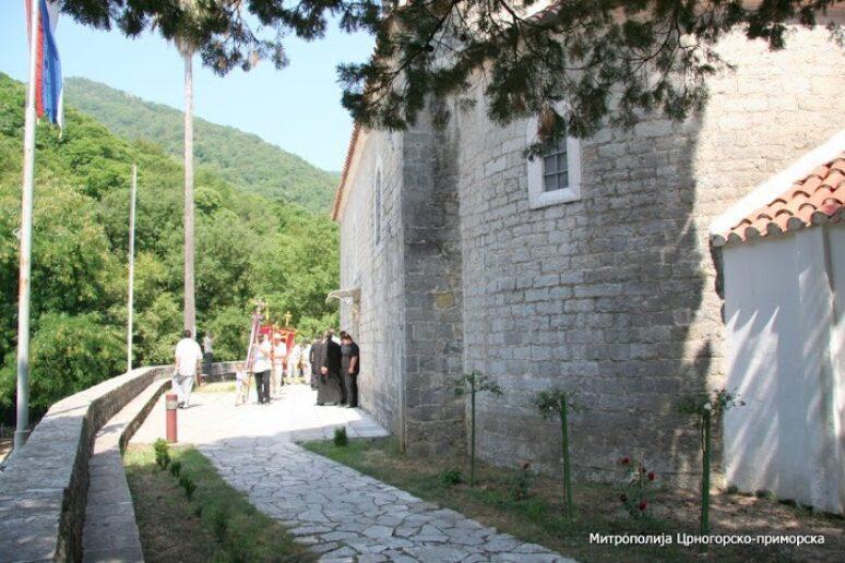 Слава цркве у Бијелој