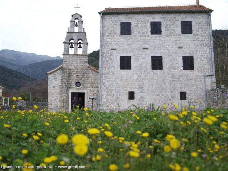 Manastir Podlastva grbaljska