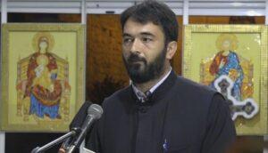 Протојереј Синишa Смиљић