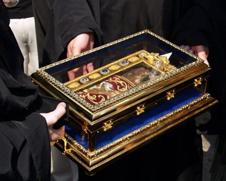 Blagosloveni put Desnice Svetog Jovana Krstitelja po Svetoj Rusiji