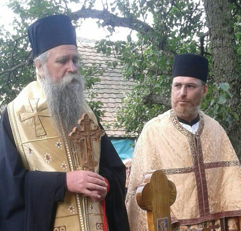 Владика Јоаникије служио помен монахињи Ефросонији у манастиру Богородице Тројеручице на Авали