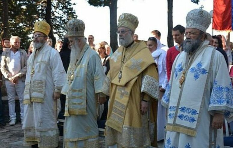 Црква Светог апостола Томе у Бечићима