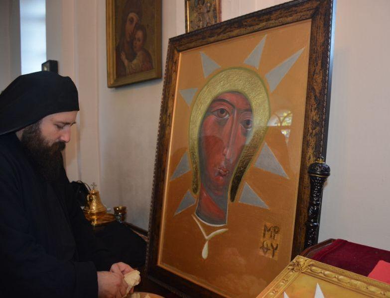 Икона Богородице Филеримске
