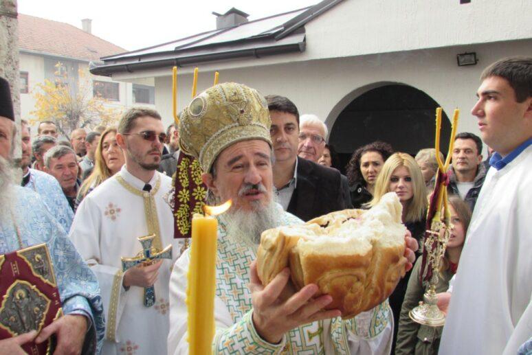 Духовне свечаности у Епархији милешевској