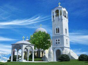 Храм Свете Петке Даниловград
