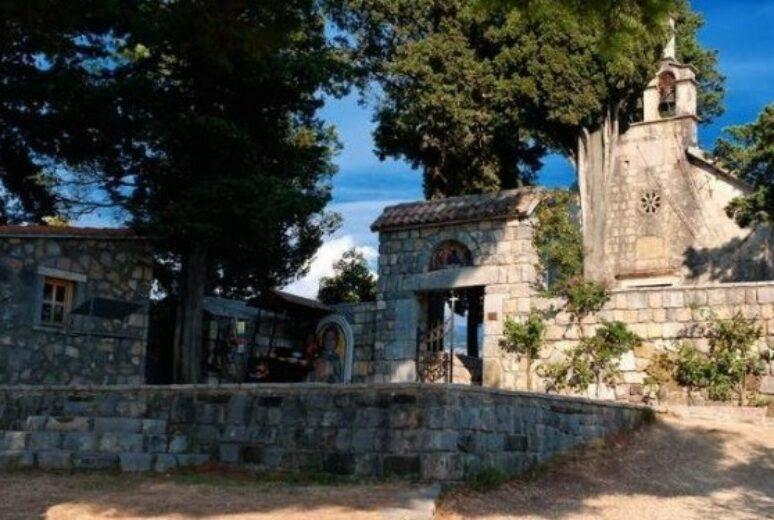 Manastir Na Prevlaci