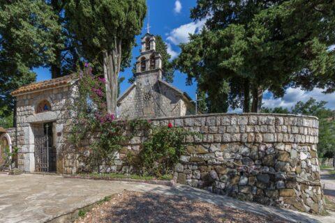 Manastir Miholjska Prevlaka