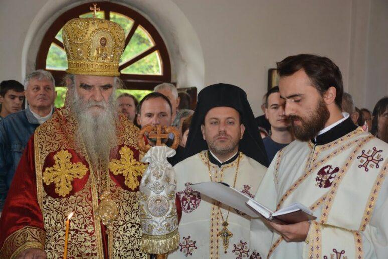 Митрополит Амфилохије: Историја Црне Горе у знаку Крста и Голготе