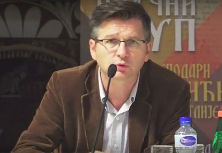 Prof. Milos Kovic