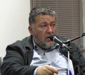 Profesor Predrag Vukic