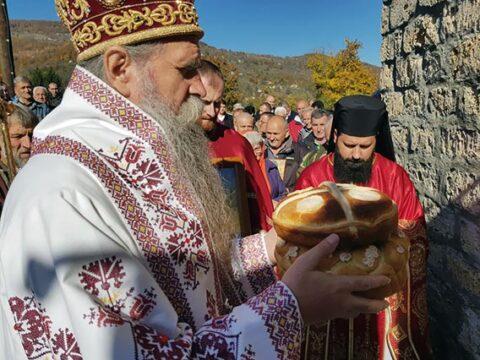 Liturgija Na Svetog Tomu u Brzavi