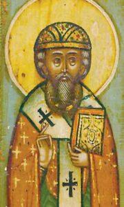 Свети равноапостолни Аверкије Јерапољски