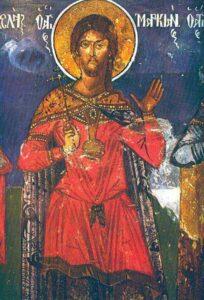 Свети мученици Макријан и Мартиније