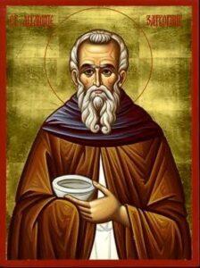 Свети Аврамије Затворник