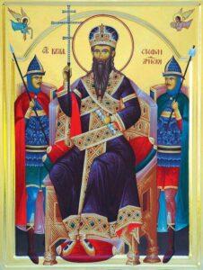 Свети краљ Стефан Дечански