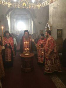 Његово Преосвештенство Епископ будимљанско-никшићки Г. Јоаникије