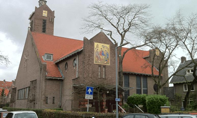 Crkva Svete Trojice Roterdam