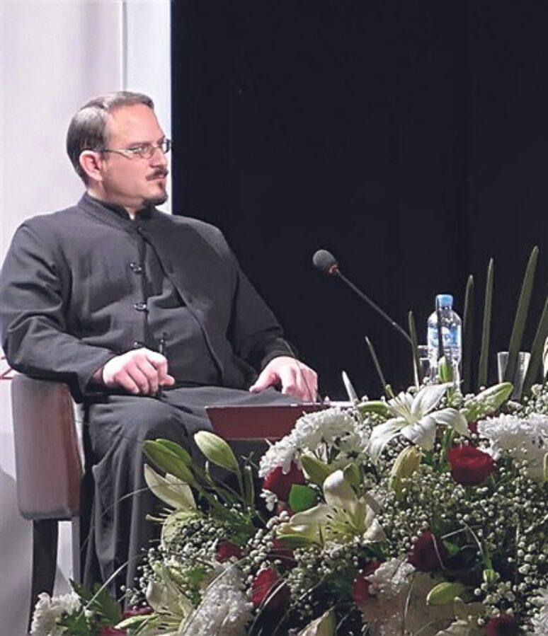 Đakon dr Zdravko Jovanović