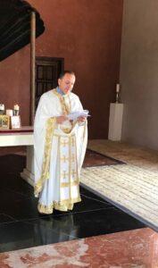 Саборно литургијско крштење у Републици Доминикани