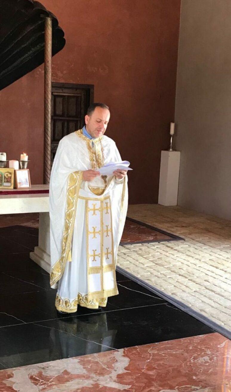 Saborno liturgijsko krštenje u Republici Dominikani