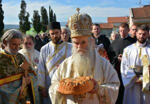 Mitropolit Liturgija Spuz
