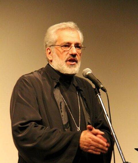 Otac Milos Vesin