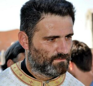 Otac Predrag Scepanovic