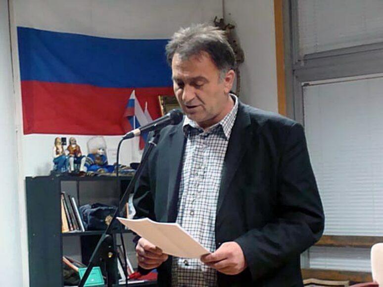doc. dr Drago Perović