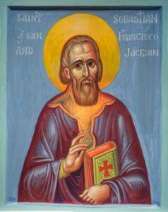 Свети Севастијан Џексонски (Дабовић)