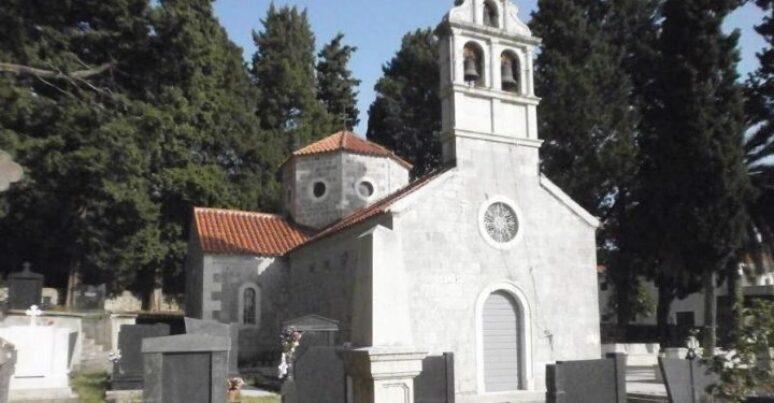 Crkva Svetog Nikole na Luštici