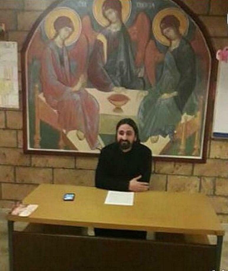 Ђакон мр Зоран Миљанић