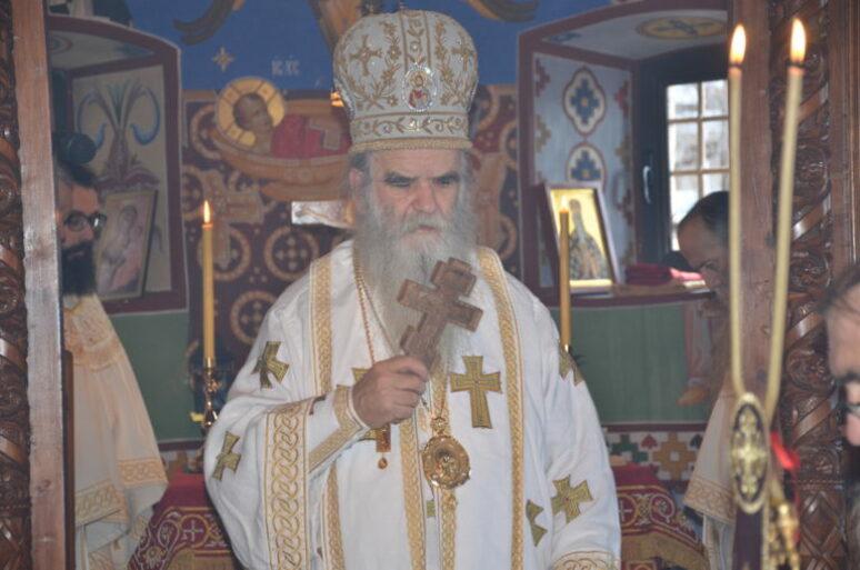 Mitropolit Ostrog