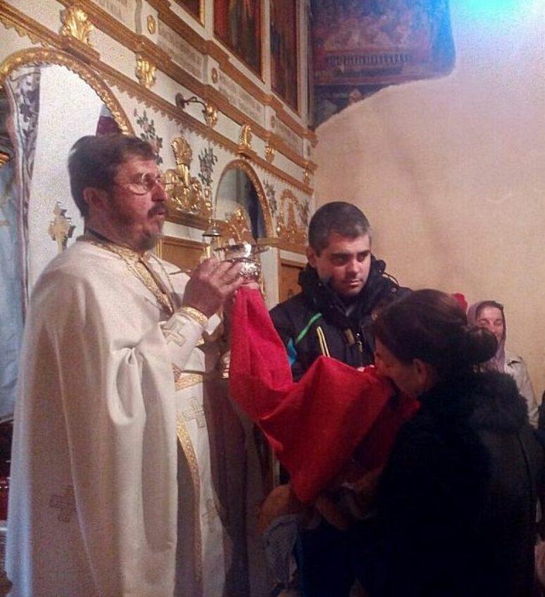 Otac Mileta Kljajevic