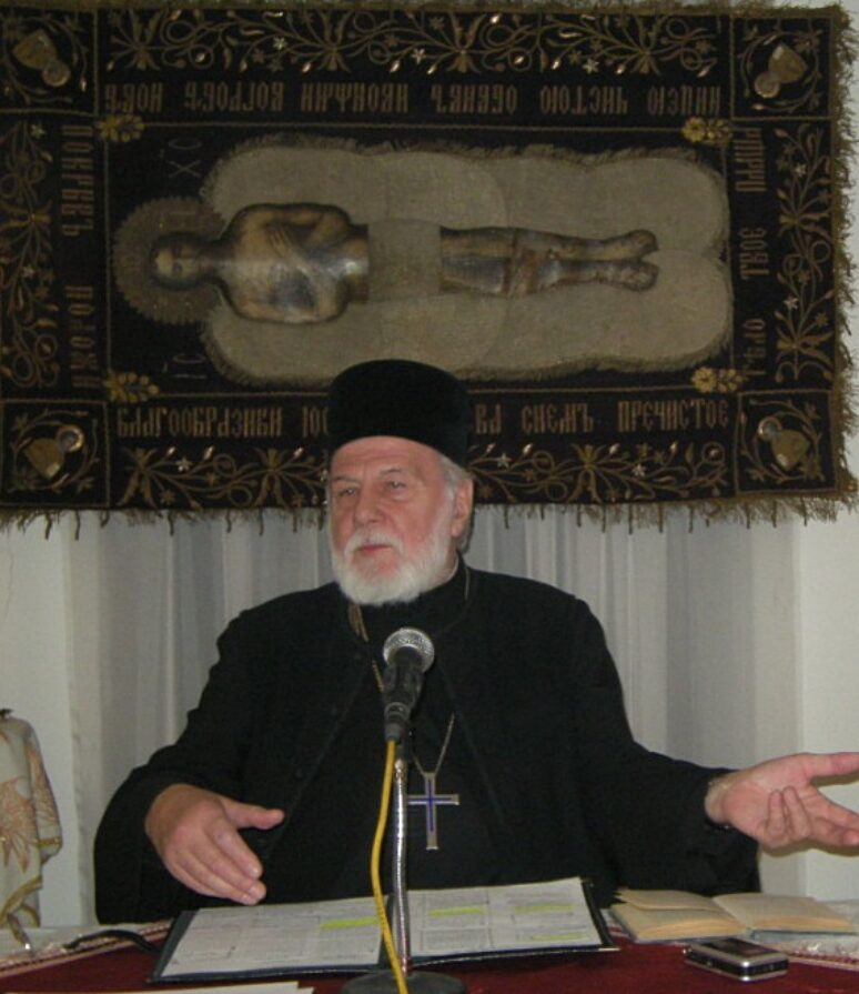 Otac Momo Krivokapic