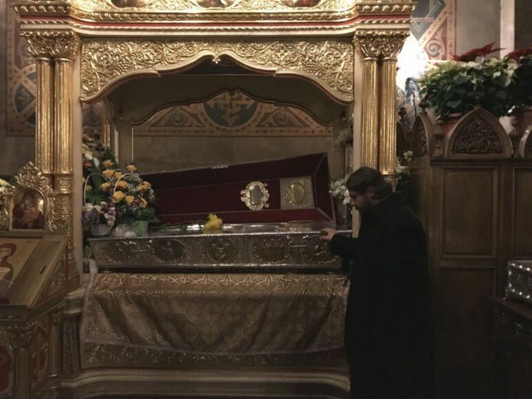 Otac Obren.sv.petka Rumunija