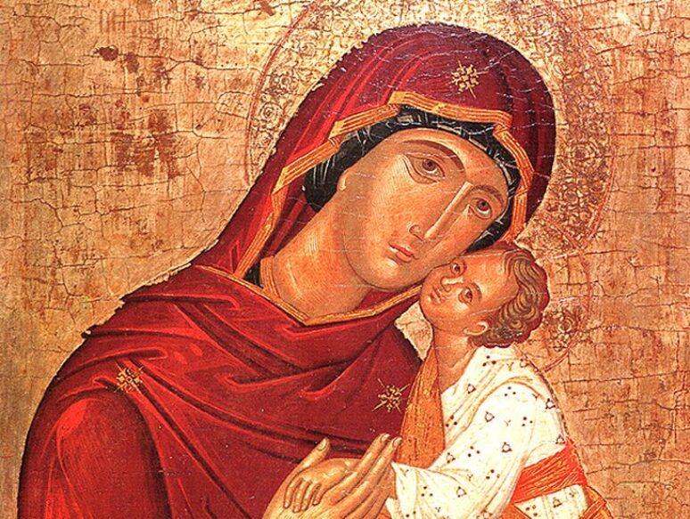 Presveta Bogorodica Sa Svete Gore