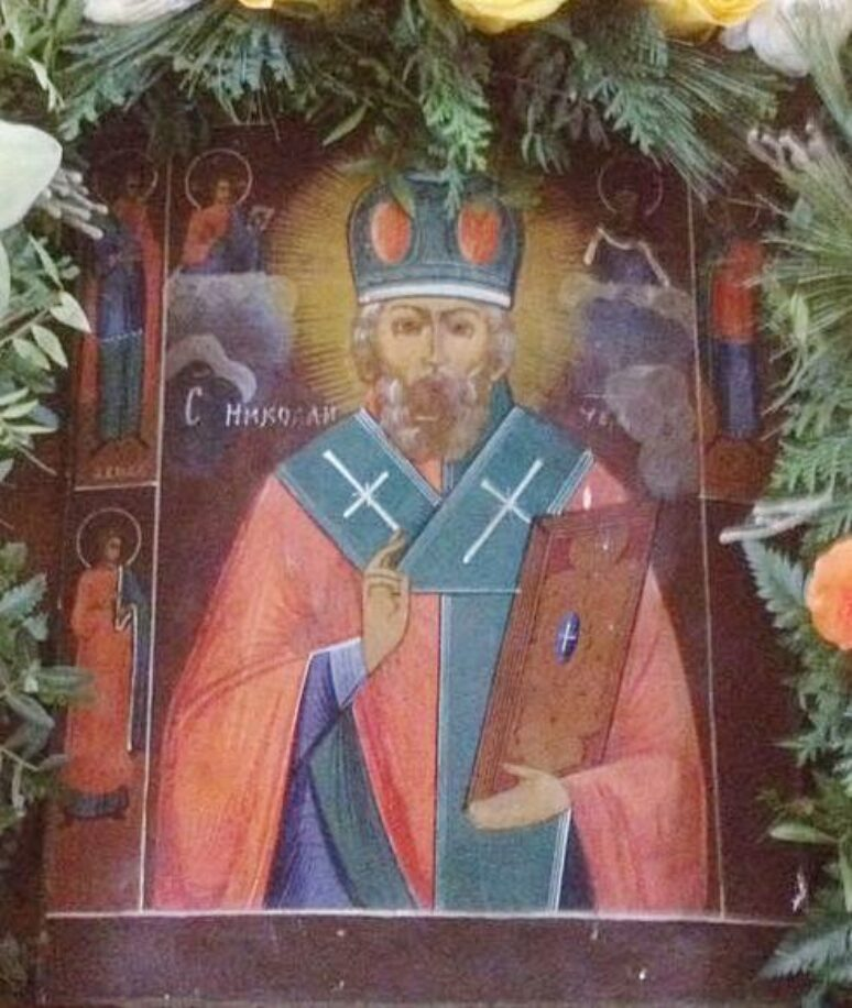 Sveti Nikolaj Mirlikijski Čudotvorac