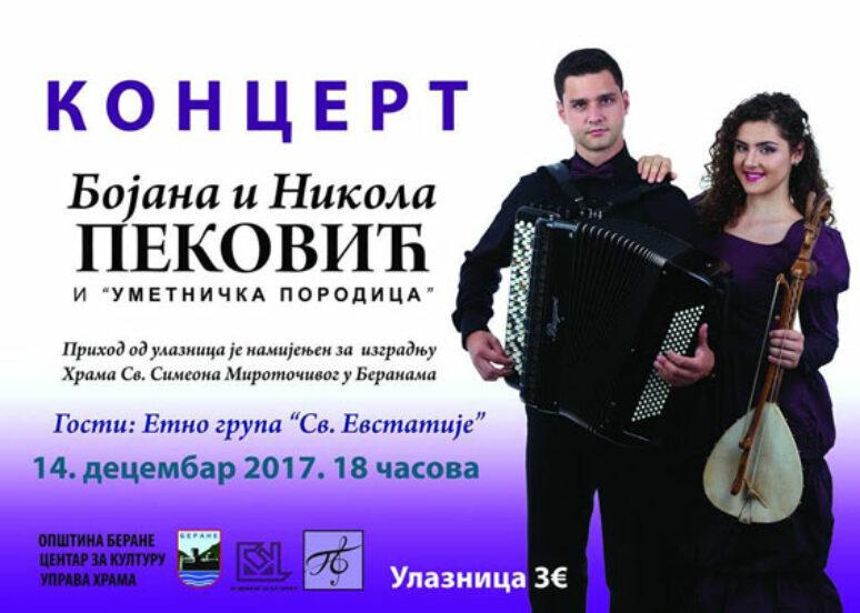 Koncert Najava