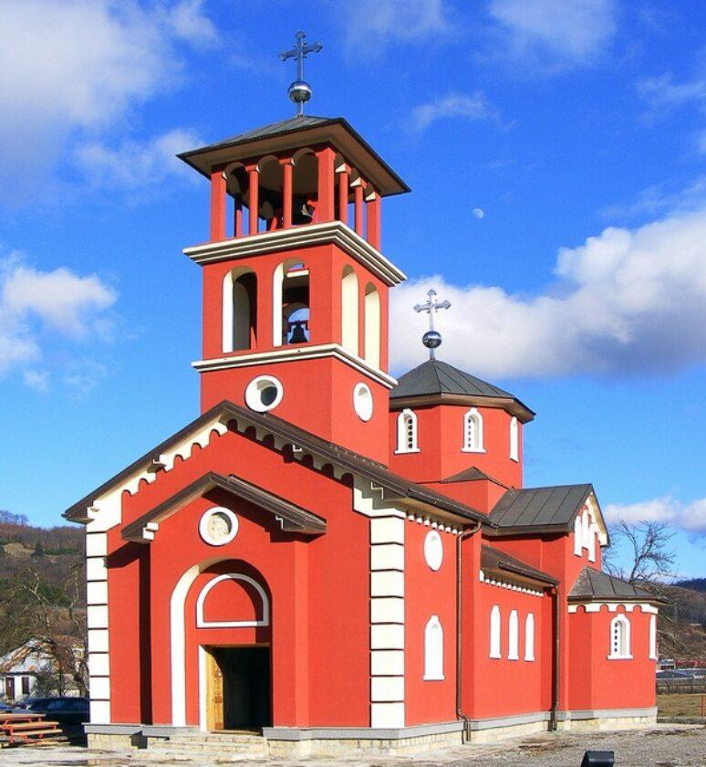 Храм Мојковац